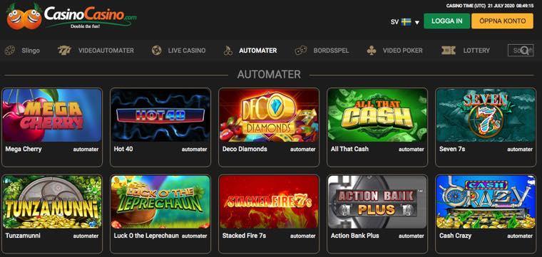 CasinoCasino - slots